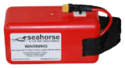S30 Red Lithium Battery and Charger
